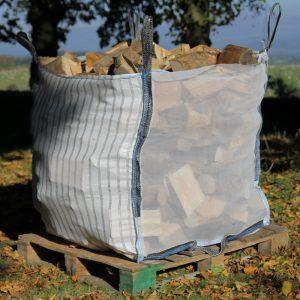 Kiln-Dried Hardwood Logs